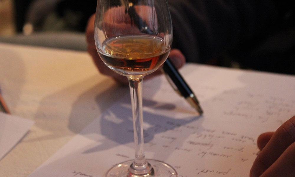 Cognac Degustation