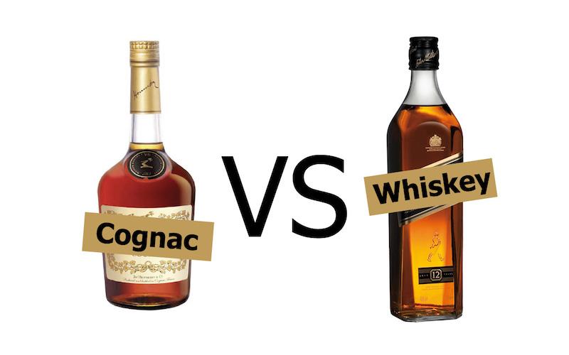 Cognac oder Whisky?