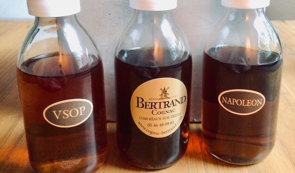 Beginner's Tasting #02: Bertrand (VSOP vs. Napoléon vs. XO)