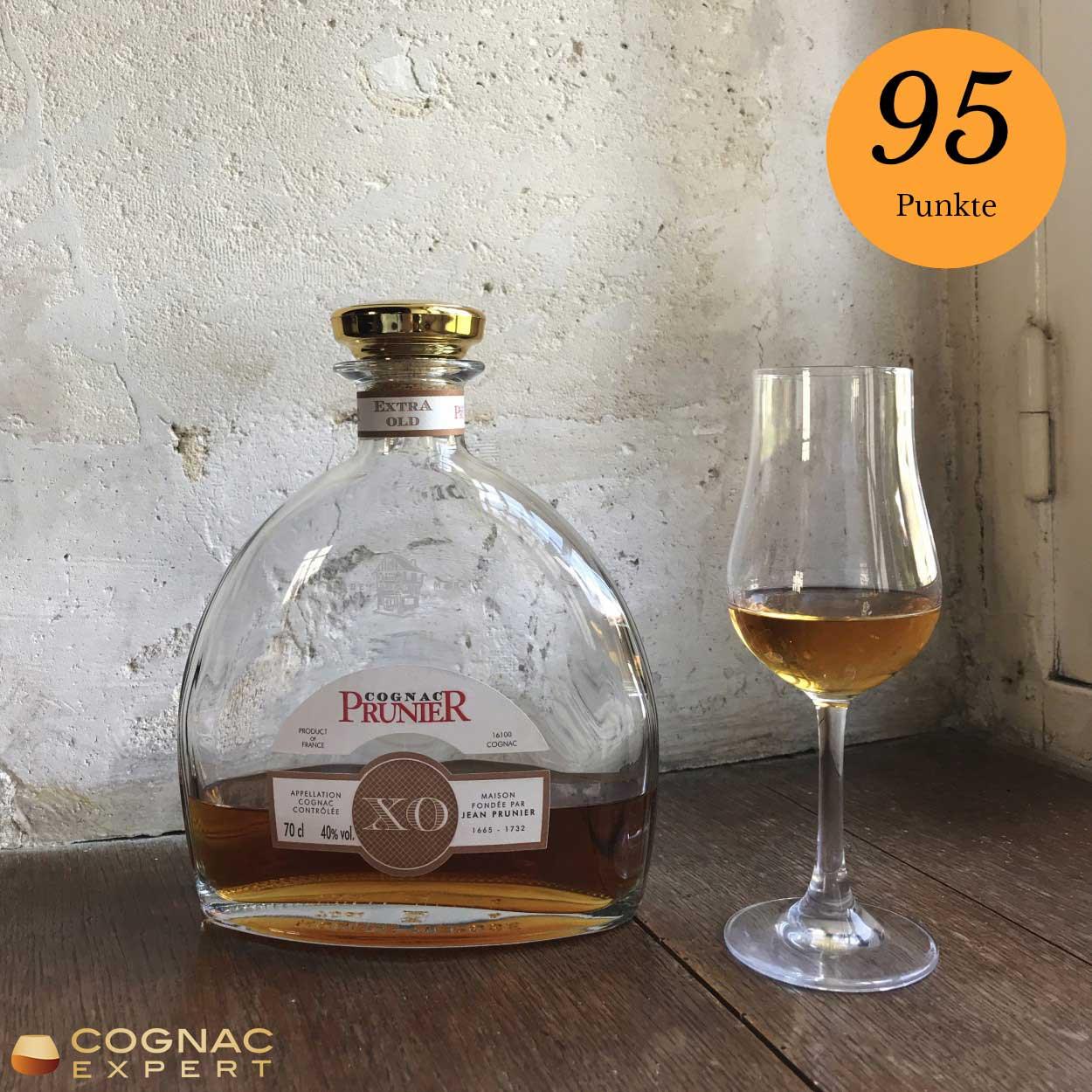 XO Prunier Cognac