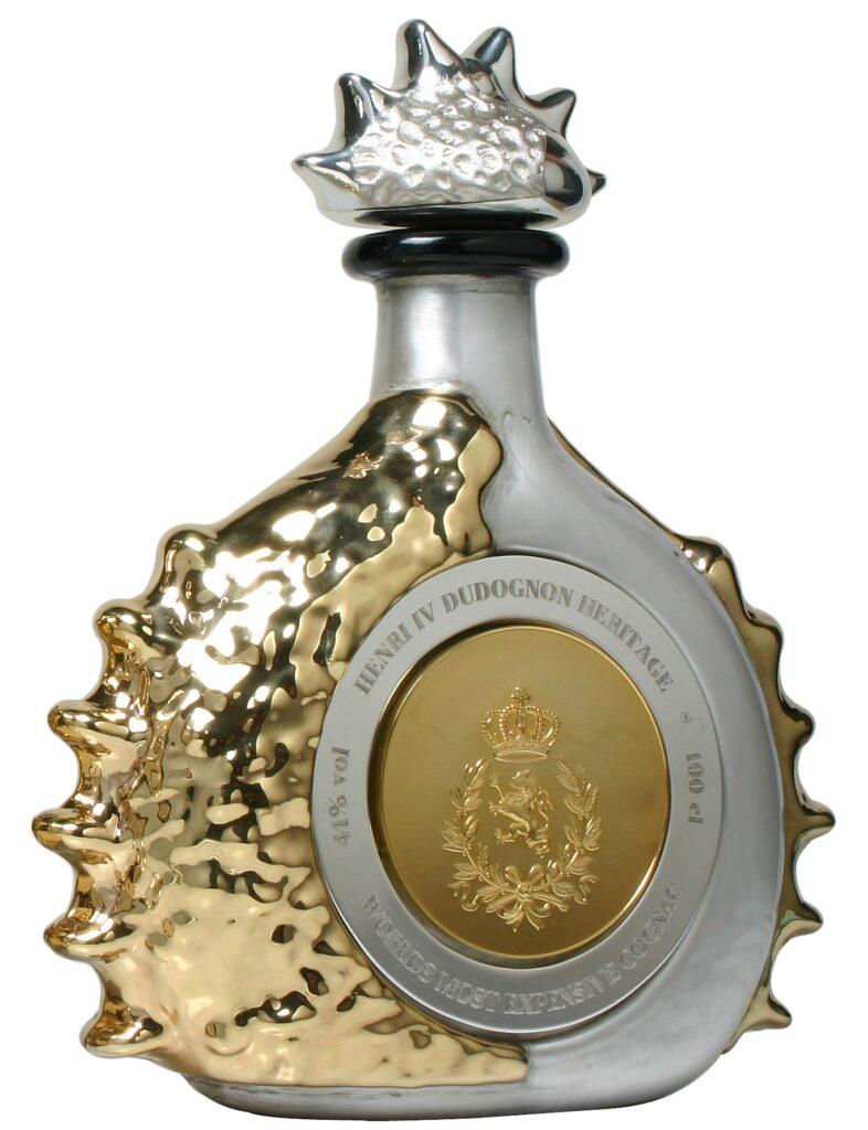 Henri IV Grande Champagne Dudognon Héritage Cognac