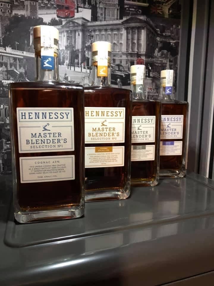 Hennessy Master Blender's Collection