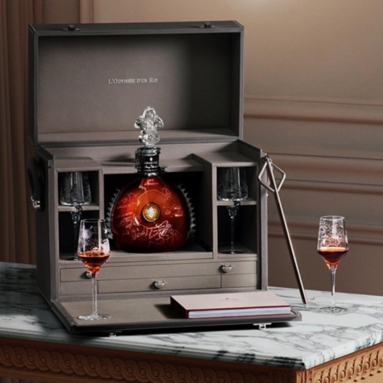 Louis XIII Koffer von Hermes