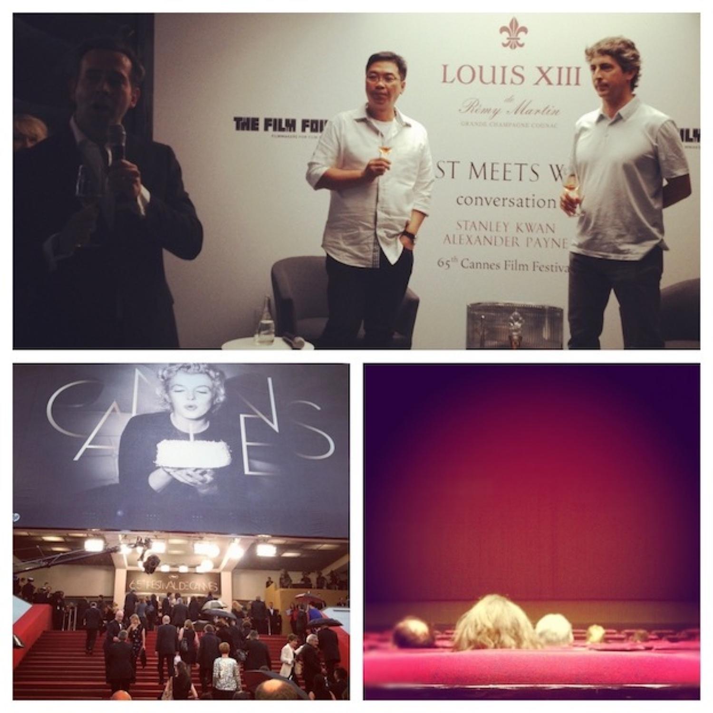 Louis XIII bei den Filmfestspielen in Cannes