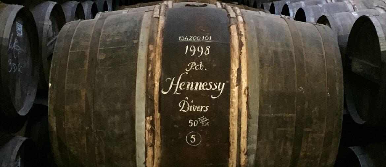 Cognac Fass Hennessy